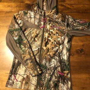 Scentlok realtree camo hunting jacket